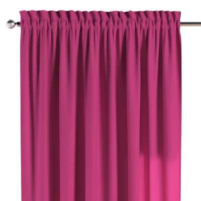 Vorhang mit Tunnel und Köpfchen 1 Stck. 133-60 rosa Kollektion Happiness