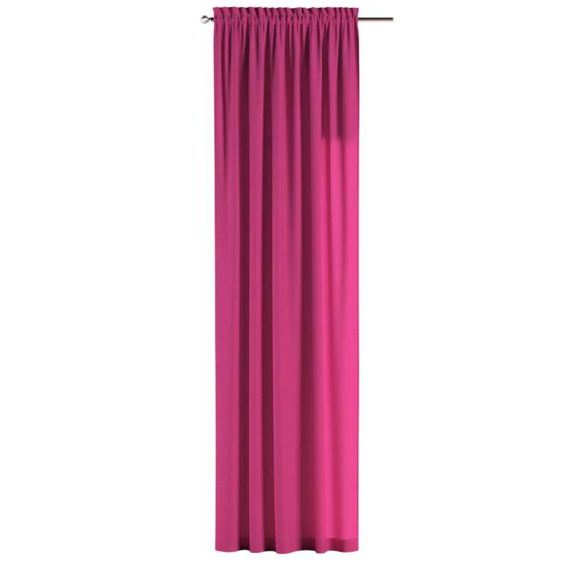 Slot and frill curtains in collection Happiness, fabric: 133-60