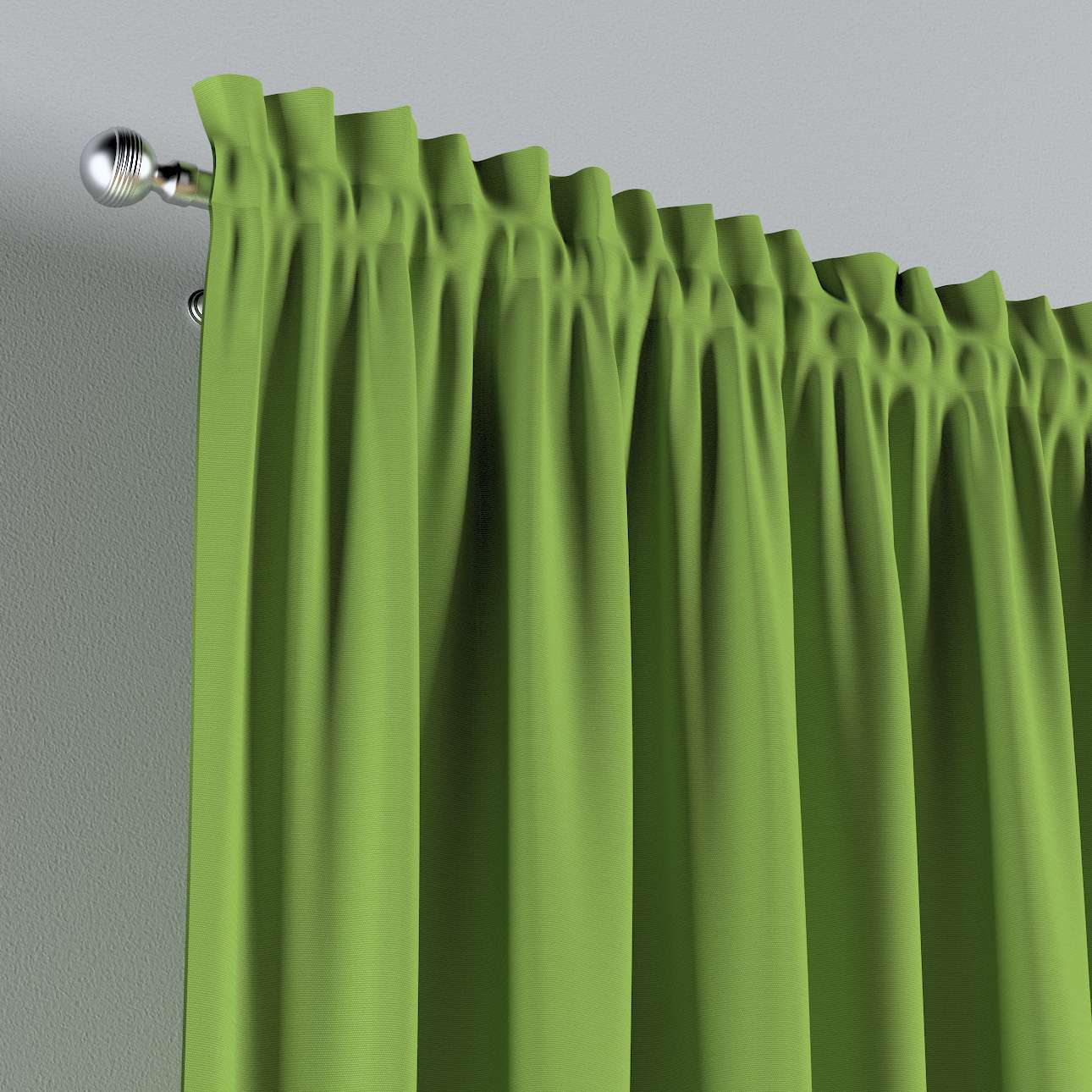 Slot and frill curtains in collection Cotton Story, fabric: 702-27