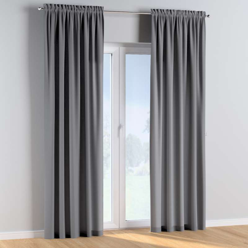 Slot and frill curtains in collection Cotton Story, fabric: 702-07