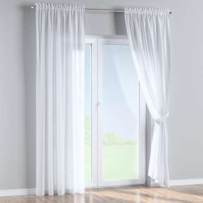 Slot and frill curtains in collection Sweet Secret, fabric: 128-77