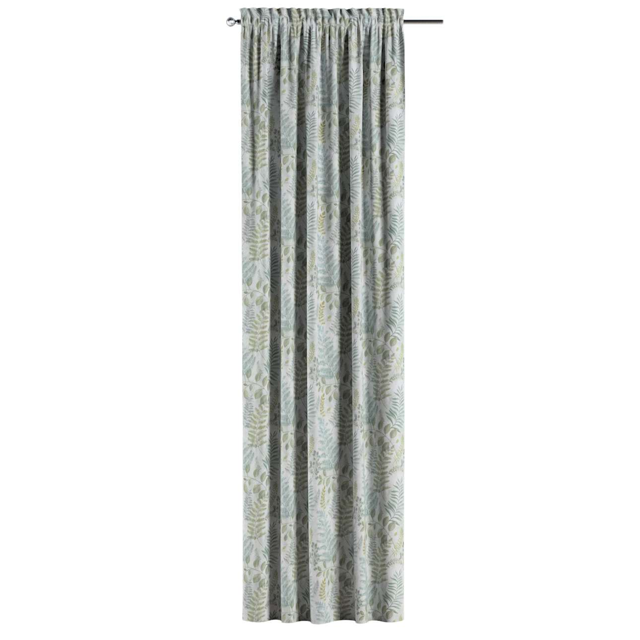 Gardin med løbegang - multibånd 1 stk. fra kollektionen Pastel Forest, Stof: 142-46