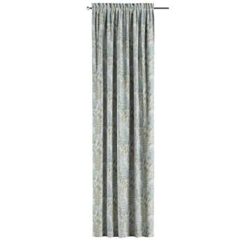 Gardin med kanal - Multiband 1 längd i kollektionen Pastel Forest, Tyg: 142-46