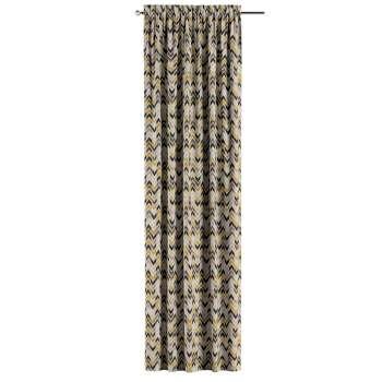 Gardin med kanal - Multiband 1 längd i kollektionen Modern, Tyg: 142-79