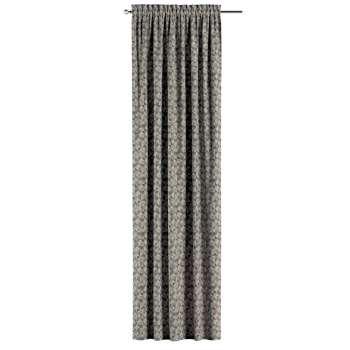 Gardin med kanal - Multiband 1 längd i kollektionen Retro Glam, Tyg: 142-84