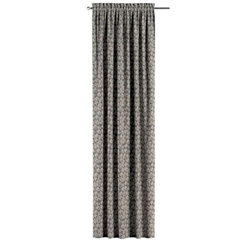 Gardin med løpegang - multibånd 1 stk. fra kolleksjonen Retro Glam, Stoffets bredde: 142-84