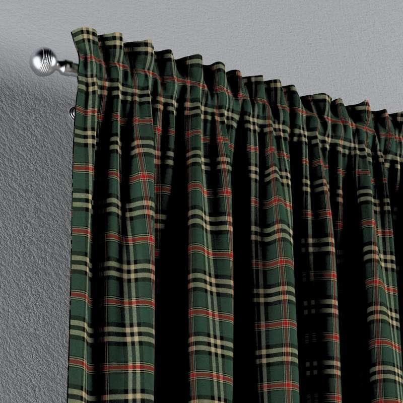 Záves s navliekacou riasiacou páskou V kolekcii Bristol, tkanina: 142-69