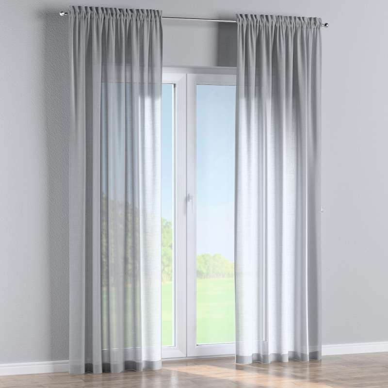 Slot and frill curtains in collection Sweet Secret, fabric: 142-90