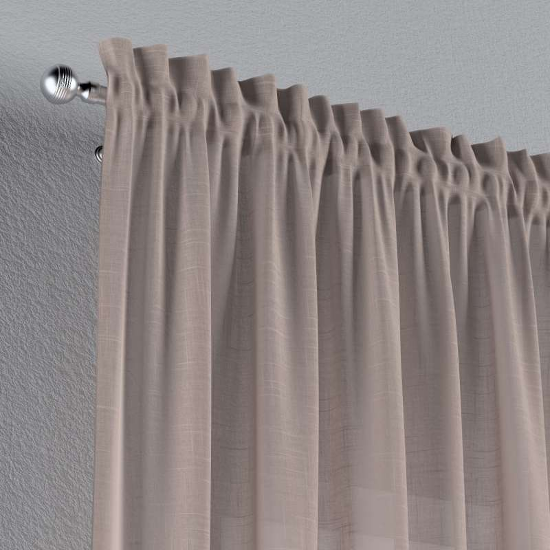 Vorhang mit Tunnel und Köpfchen 1 Stck. von der Kollektion Sweet Secret, Stoff: 142-89