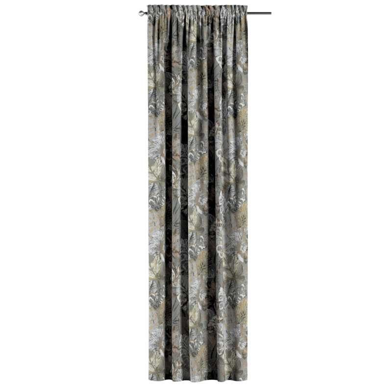 Gardin med løpegang - multibånd 1 stk. fra kolleksjonen Abigail, Stoffets bredde: 143-19