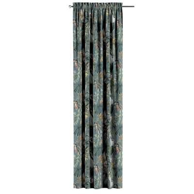 Záves s navliekacou riasiacou páskou V kolekcii Abigail, tkanina: 143-24