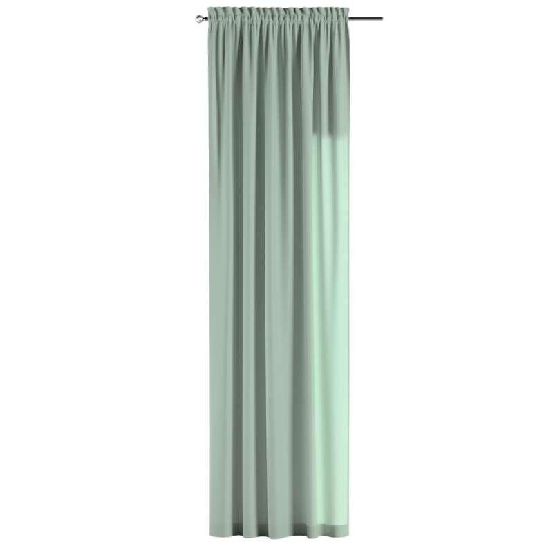Záves s navliekacou riasiacou páskou V kolekcii Loneta, tkanina: 133-61