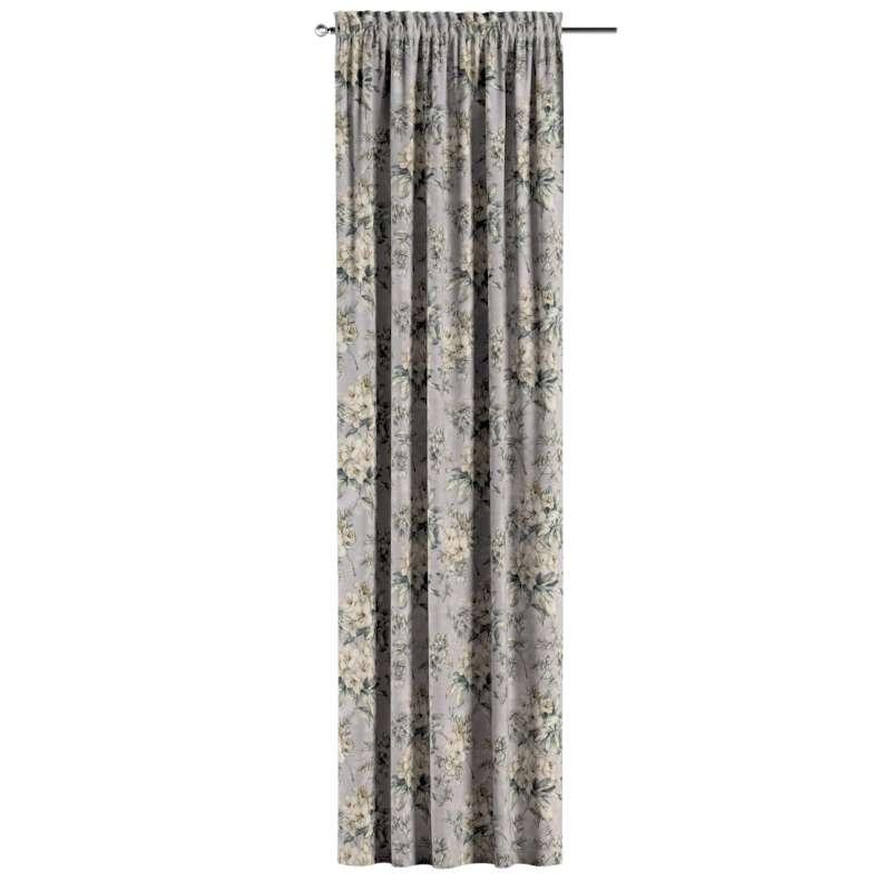 Bujtatós függöny rüssel a kollekcióból Londres Bútorszövet, Dekoranyag: 143-36