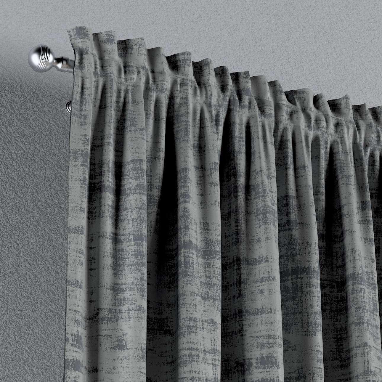 Gordijn met tunnel van de collectie Velvet, Stof: 704-32