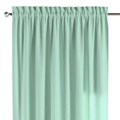 Slot and frill curtains in collection Happiness, fabric: 133-37