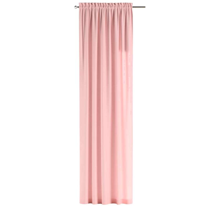 Slot and frill curtains in collection Happiness, fabric: 133-39