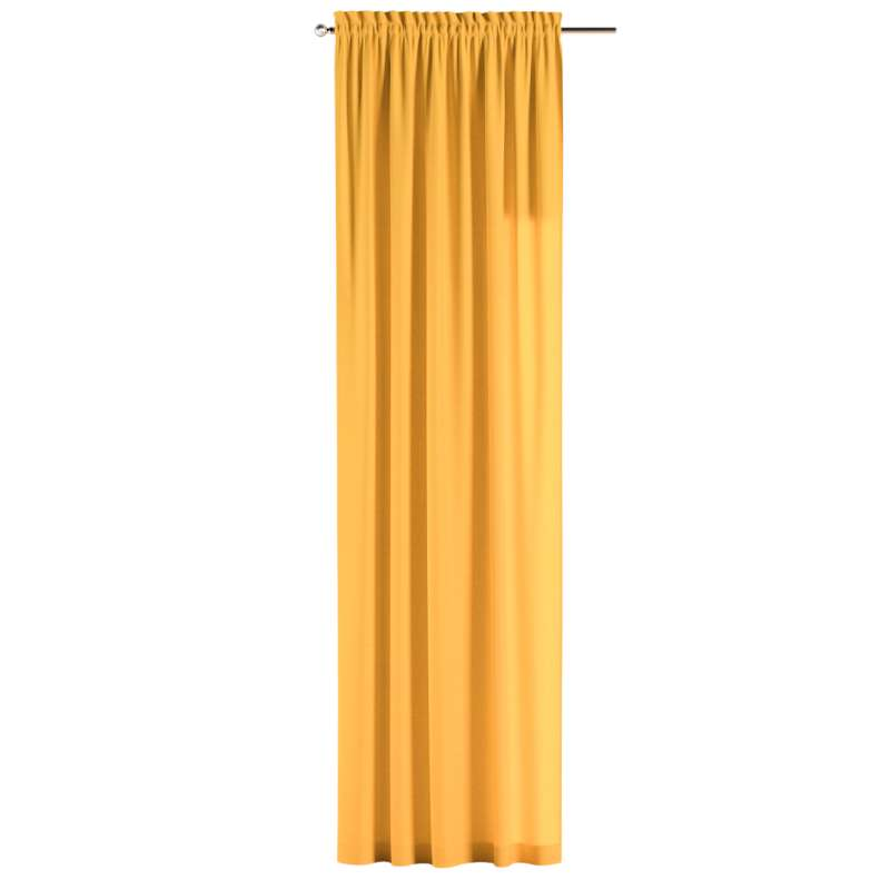 Slot and frill curtains in collection Happiness, fabric: 133-40