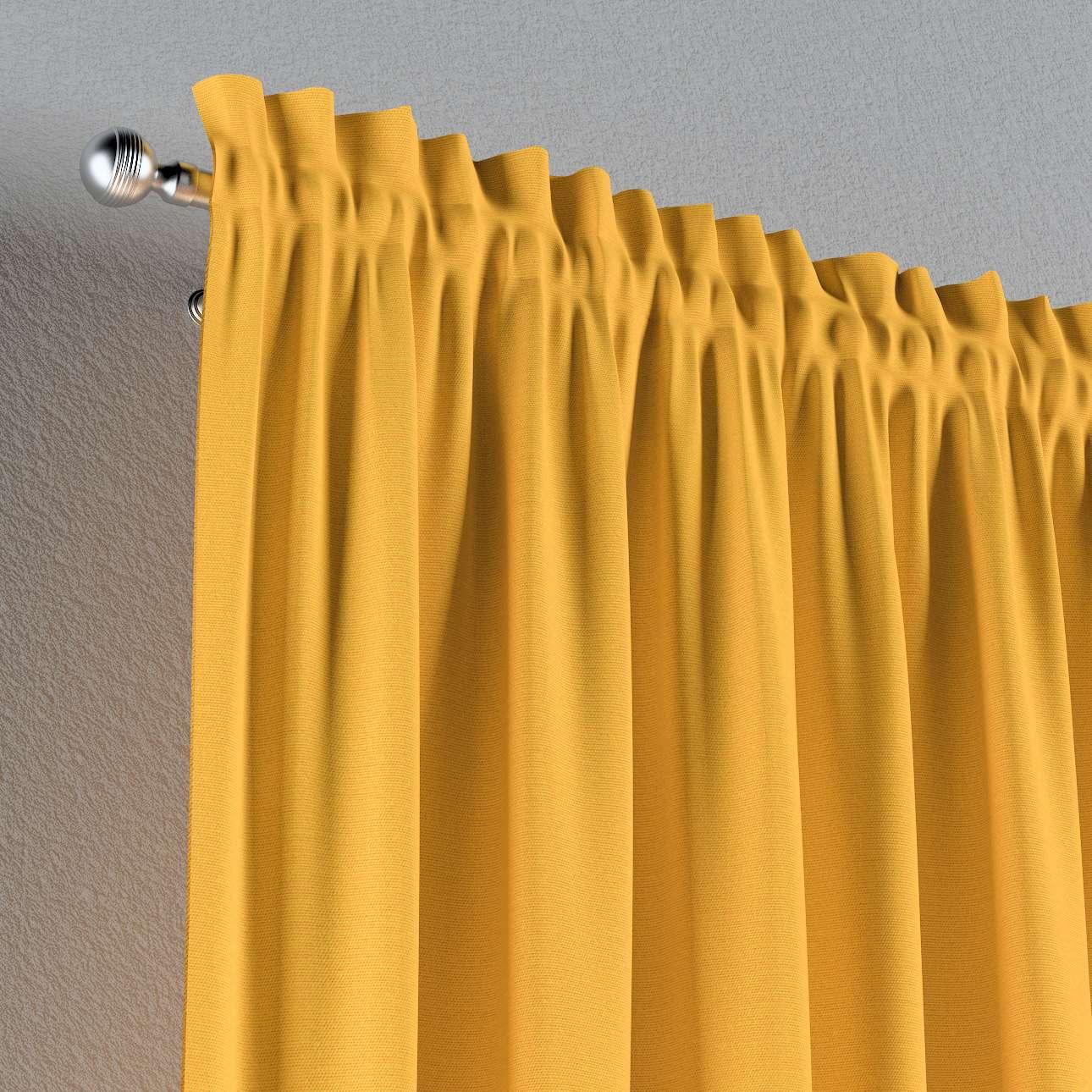Záves s navliekacou riasiacou páskou V kolekcii Loneta, tkanina: 133-40