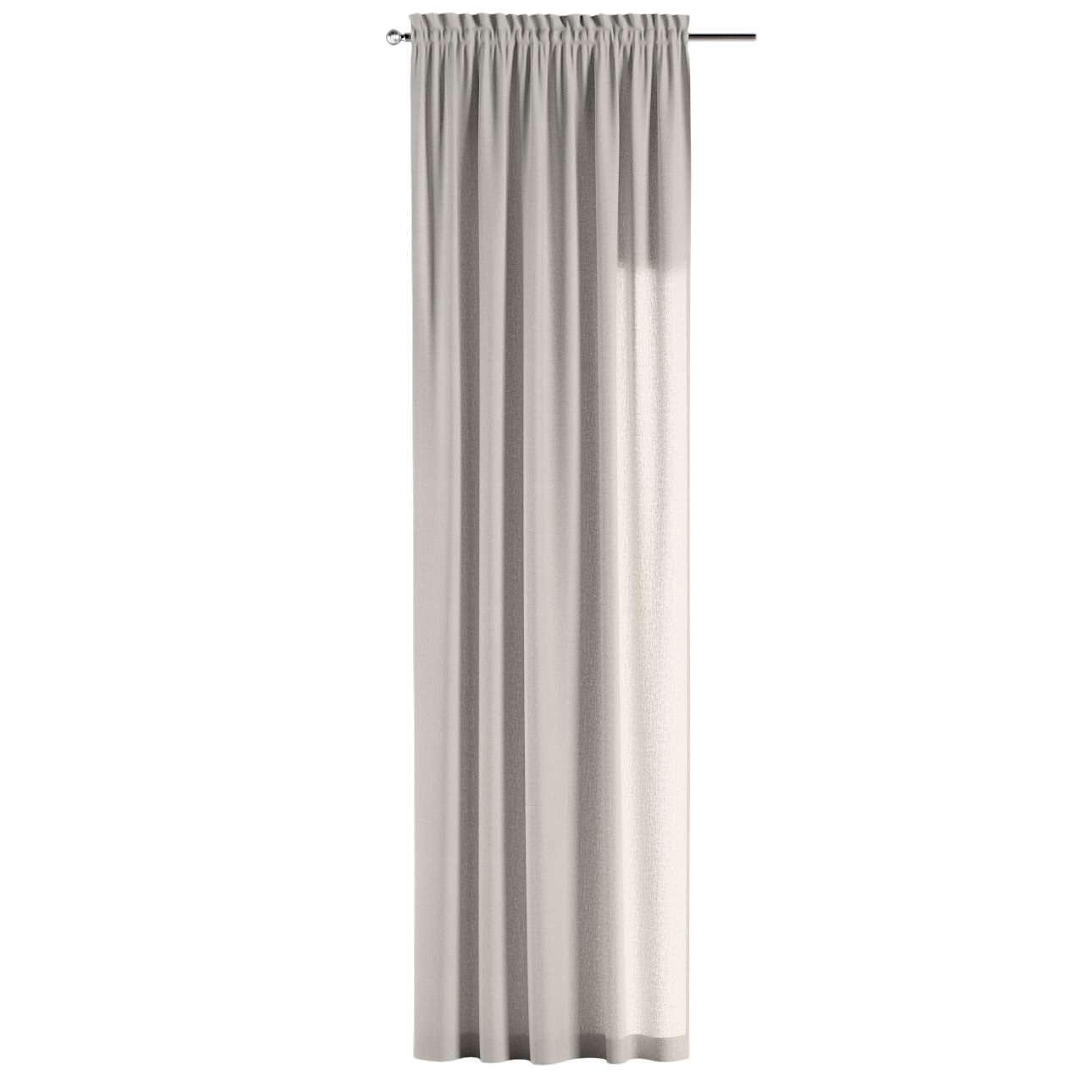 Slot and frill curtains in collection Nature, fabric: 159-07