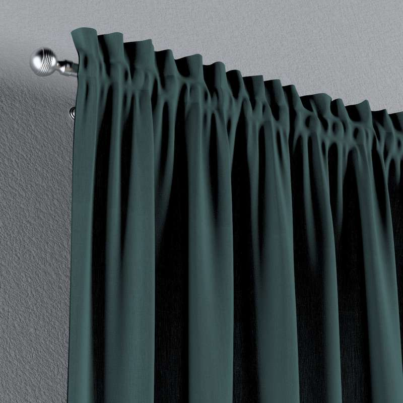 Slot and frill curtains in collection Nature, fabric: 159-09