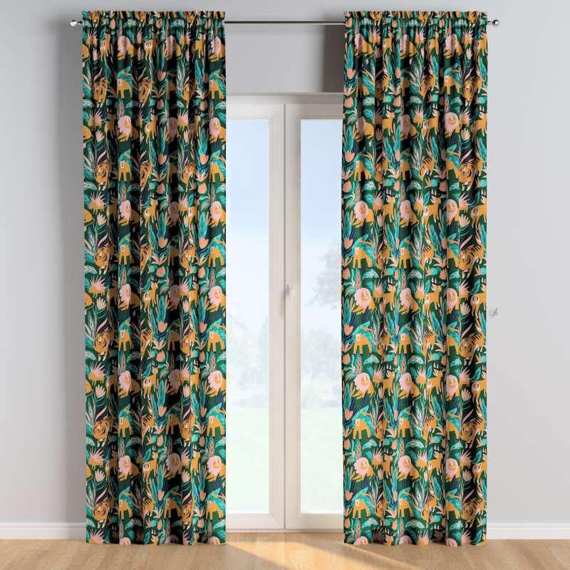 Vorhang mit Tunnel und Köpfchen 1 Stck. von der Kollektion Magic Collection, Stoff: 500-42