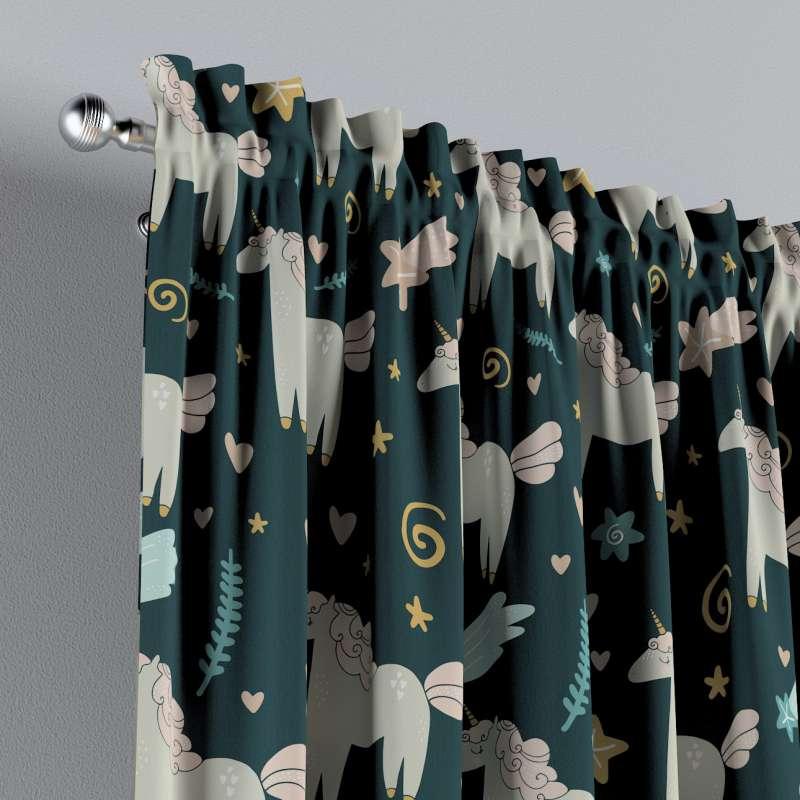 Vorhang mit Tunnel und Köpfchen 1 Stck. von der Kollektion Magic Collection, Stoff: 500-43