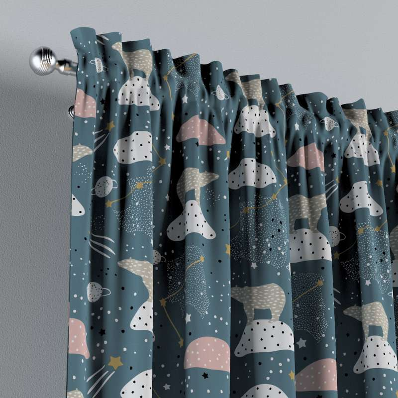 Slot and frill curtains in collection Magic Collection, fabric: 500-45