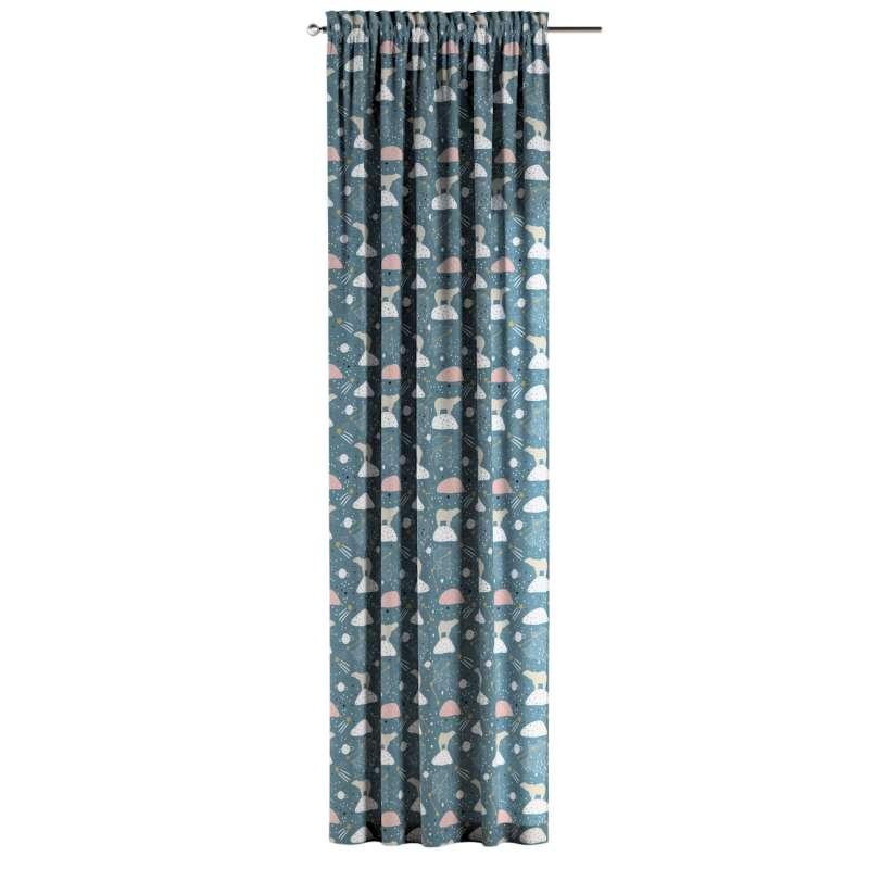 Závěs s tunelem s kanýrem 1 ks v kolekci Magic Collection, látka: 500-45