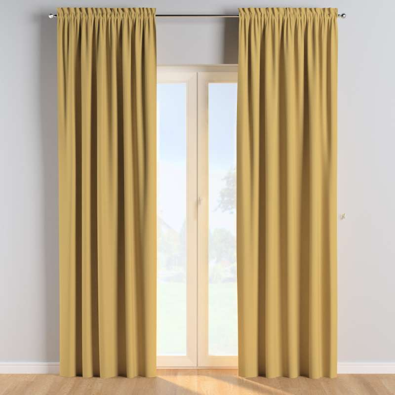 Slot and frill curtains in collection Cotton Story, fabric: 702-41