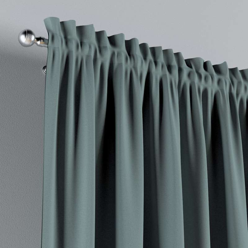 Slot and frill curtains in collection Cotton Story, fabric: 702-40