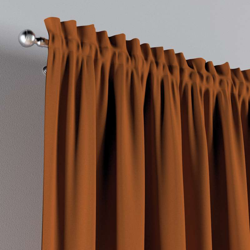 Vorhang mit Tunnel und Köpfchen 1 Stck. von der Kollektion Cotton Story, Stoff: 702-42