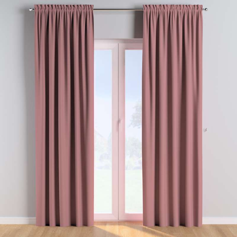 Slot and frill curtains in collection Cotton Story, fabric: 702-43