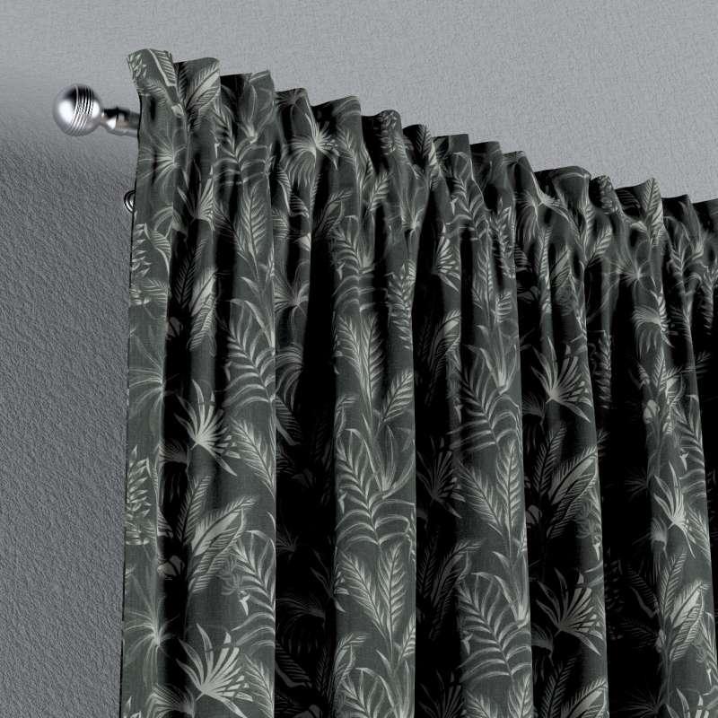 Gardin med løbegang - multibånd 1 stk. fra kollektionen Flowers, Stof: 143-73