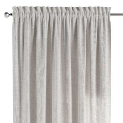 Slot and frill curtain 392-04 white Collection Christmas