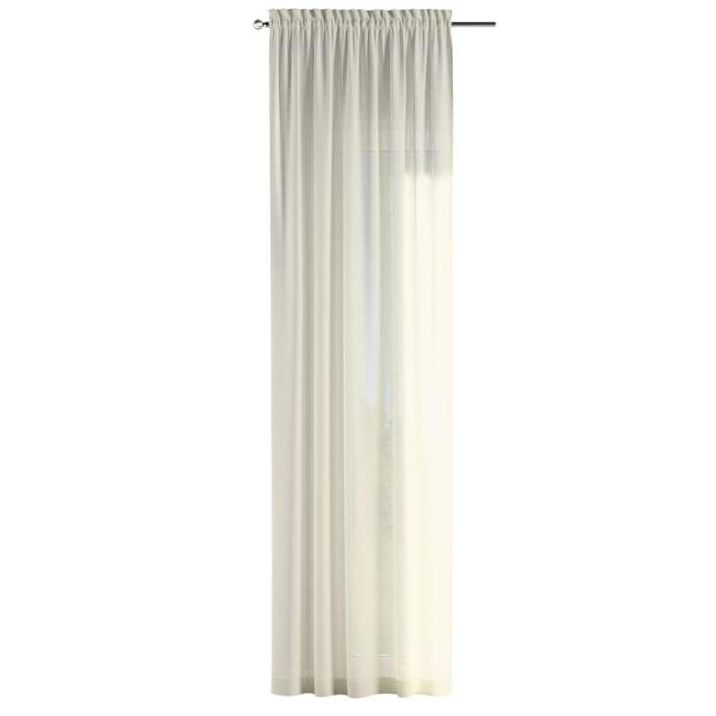 Záves s navliekacou riasiacou páskou V kolekcii Romantica, tkanina: 128-88