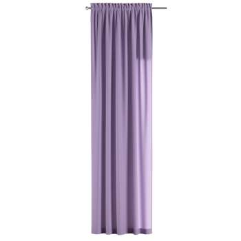 Slot and frill curtains in collection Jupiter, fabric: 127-74