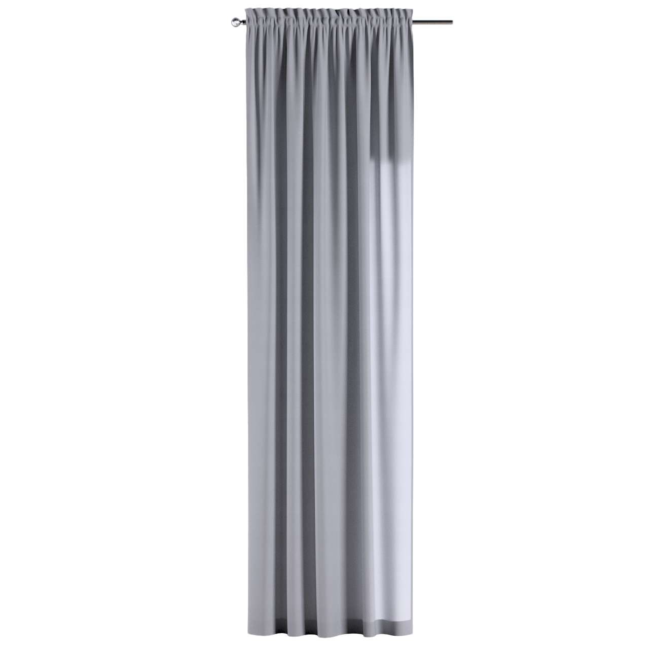 Slot and frill curtains in collection Jupiter, fabric: 127-92