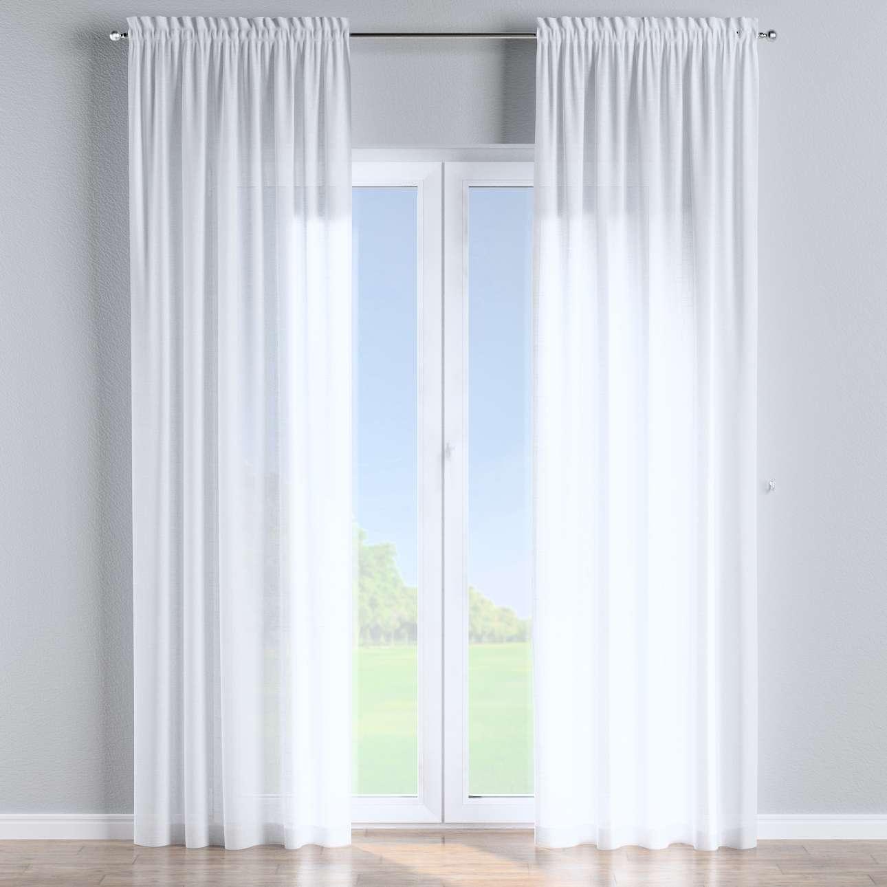 Bujtatós függöny rüssel a kollekcióból Romantica Lakástextil, Dekoranyag: 128-77