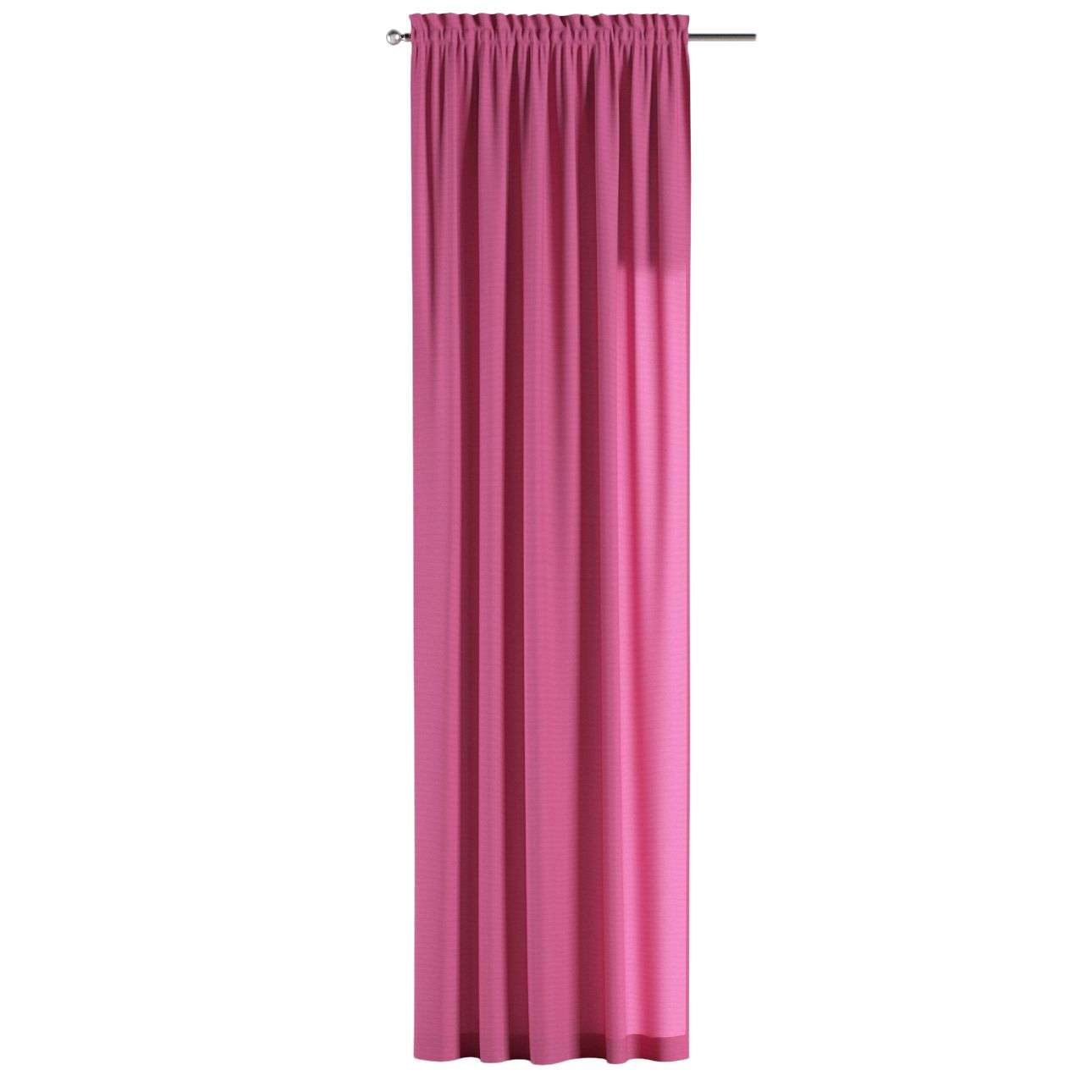 Slot and frill curtains in collection Jupiter, fabric: 127-24