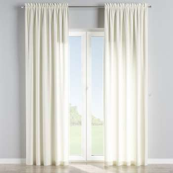 Slot and frill curtains 130 × 260 cm (51 × 102 inch) in collection Jupiter, fabric: 127-00