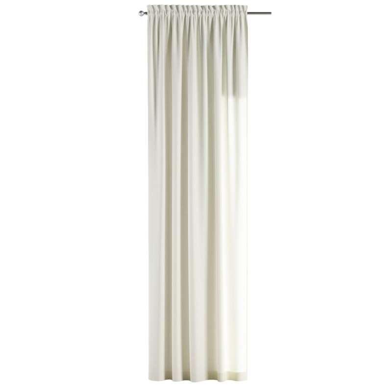 Záves s navliekacou riasiacou páskou V kolekcii Jupiter, tkanina: 127-00