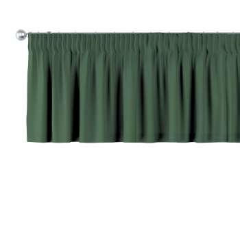 Kurzgardine mit Kräuselband von der Kollektion Cotton Panama, Stoff: 702-06