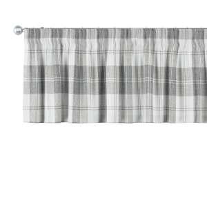 Lambrekin na taśmie marszczącej 130 x 40 cm w kolekcji Edinburgh, tkanina: 115-79