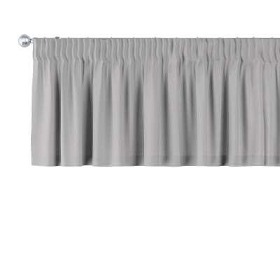 Kurzgardine mit Kräuselband von der Kollektion Chenille , Stoff: 702-23