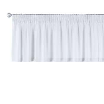 Gardinkappa med rynkband 130 x 40 cm i kollektionen Loneta , Tyg: 133-02