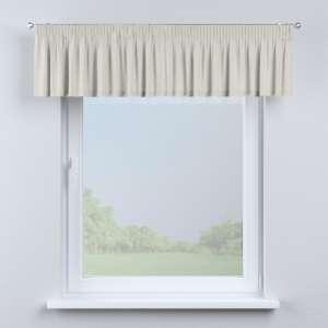 Kurzgardine mit Kräuselband 130 x 40 cm von der Kollektion Cotton Panama, Stoff: 702-31