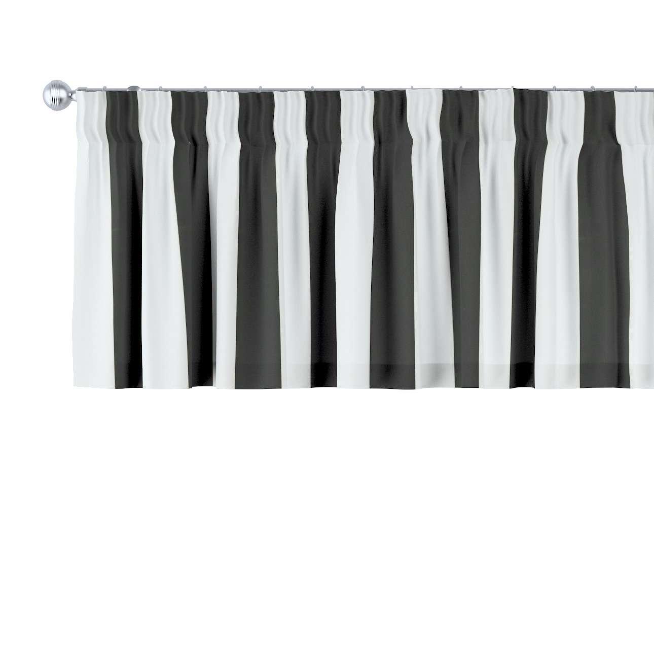 Gardinkappe med rynkebånd 130 x 40 cm fra kolleksjonen Comics, Stoffets bredde: 137-53