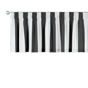 Trumpa užuolaidėlė (lambrekenas) pieštukinis klostavimas 130 x 40 cm kolekcijoje Comics Prints, audinys: 137-53