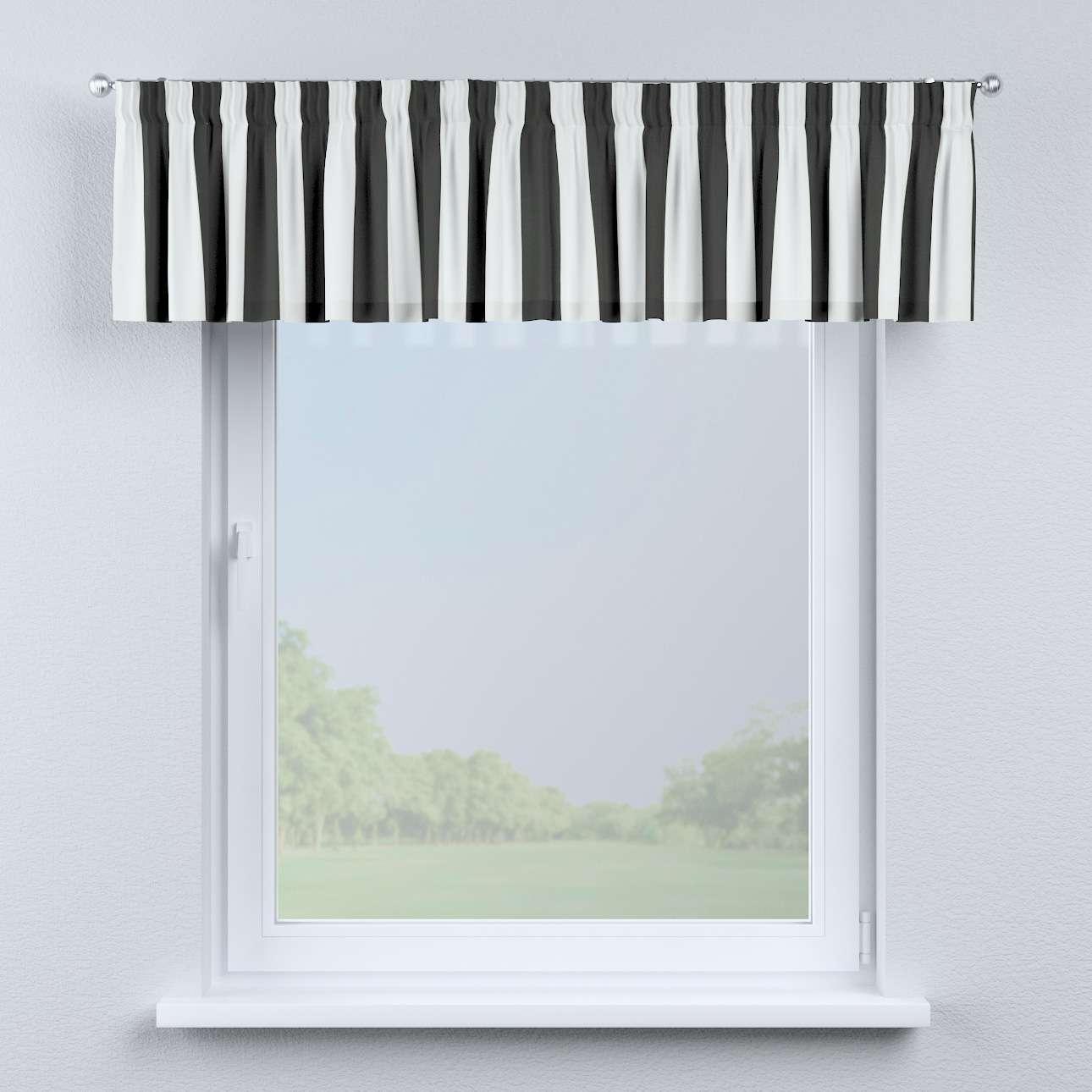 Gardinkappe med rynkebånd 130 x 40 cm fra kollektionen Comics, Stof: 137-53
