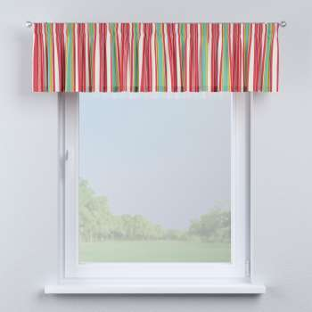Pencil pleat pelmet in collection Londres, fabric: 122-01